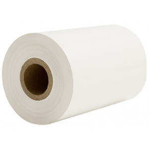 White Budget Resin Ribbon - 60mm wide x 300 mtrs long, Compatible with CAB Printers