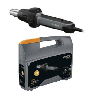 Steinel HG 2420 E Hot Air Gun / Tool 110V & 240V with Carry Case