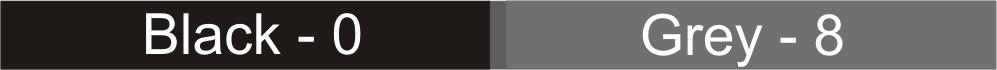 Black Grey