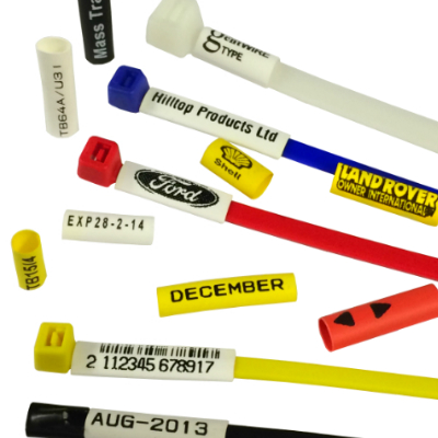 Easy Push Fit Cable Tie Markers
