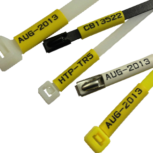 Printed Cable Ties PVC