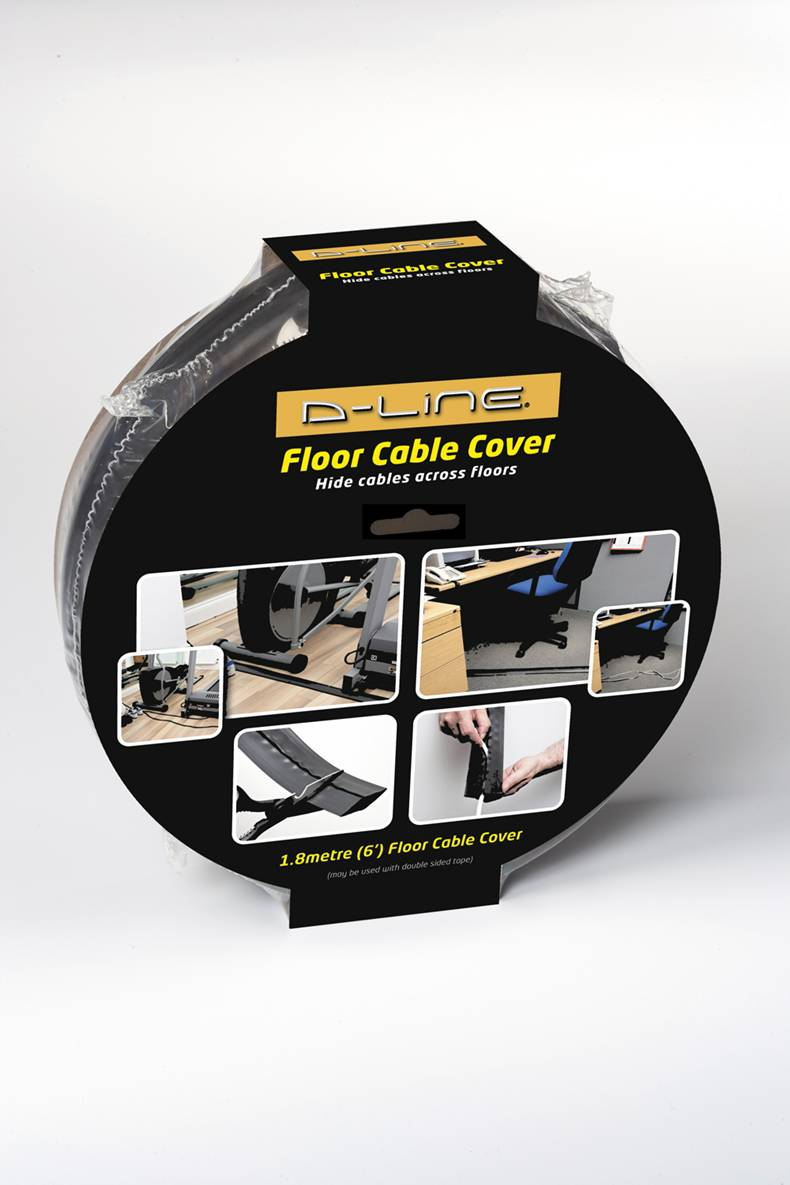 Floor Cable Cover Pack