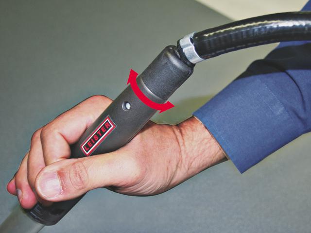 Welding Pen R Swivelling air hose