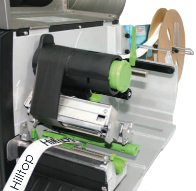 Printer with Spool
