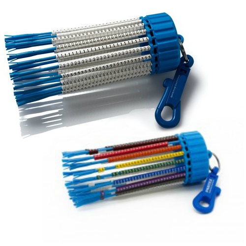 Cable Marker Key Ring Dispensers