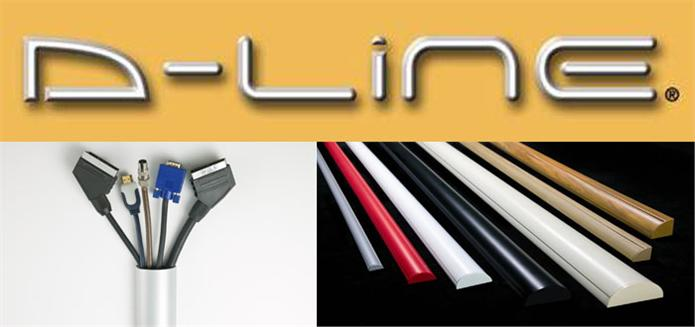 D-Line Cable Tidy Solutions