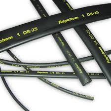 DR-25 Diesel Resistant Heat Shrink Tubing