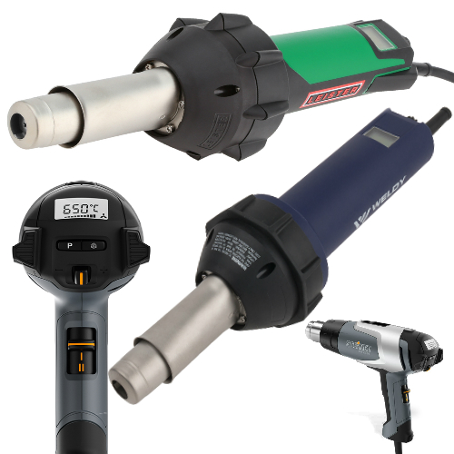 Digital Hot Air Hand Tools / Heat Guns