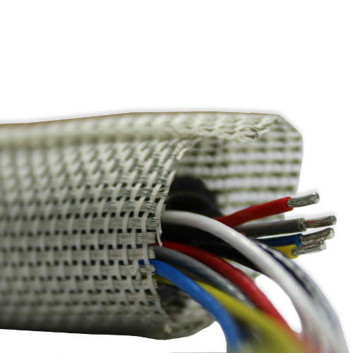 EMI Self-Closing Shielding Wrap & Braid