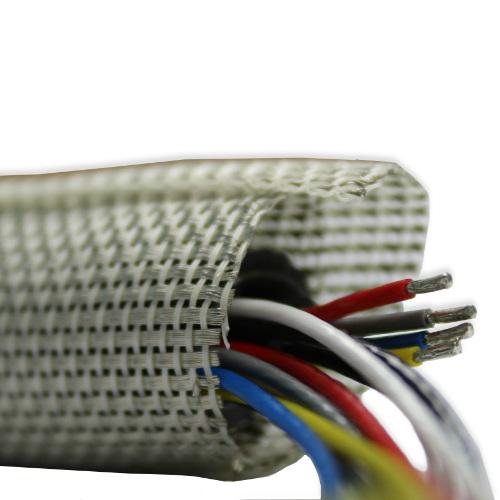 EMI Self-Closing Shielding Wrap & Braid