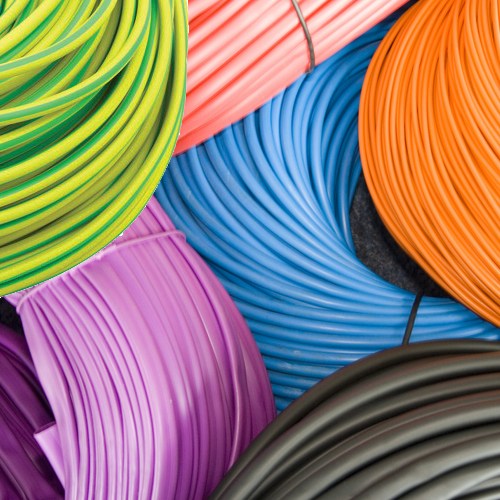 Extruded PVC Sleeving & Tubing