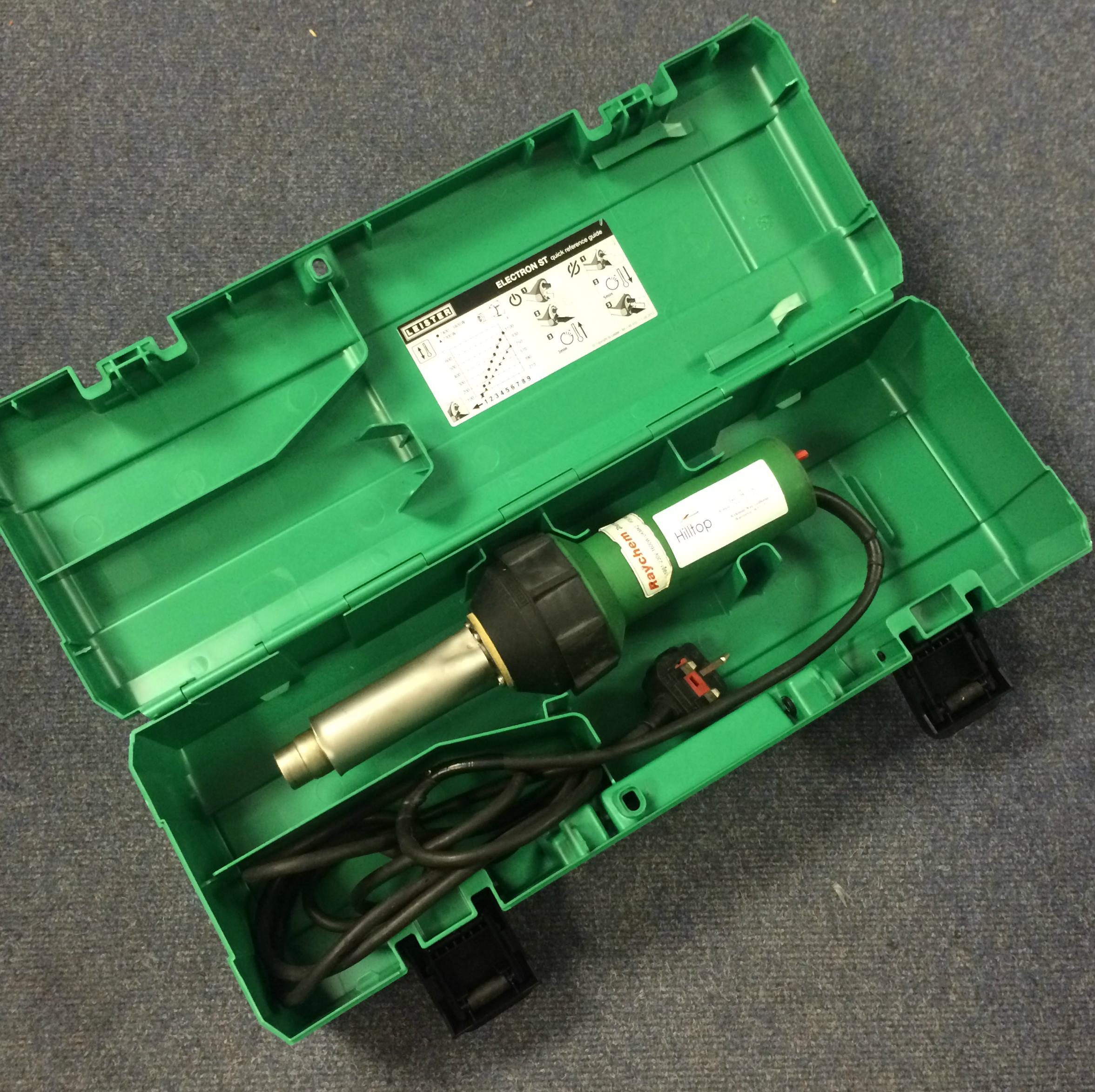 Used Heat Guns / Heat Processing
