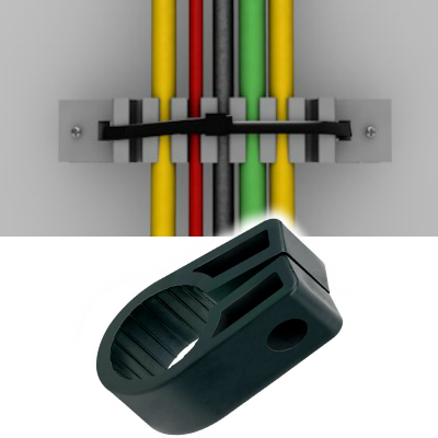Cable Clips and Cleats