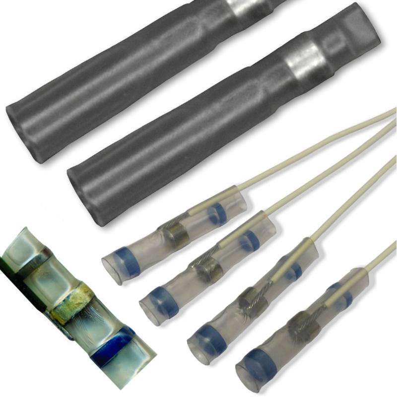 Raychem Heat Shrink Splices/Connectors