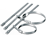 Stainless Steel Cable Ties - Un-Coated