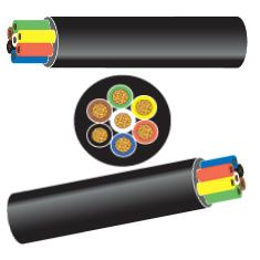 Thin Wall 7 Core Auto Cables