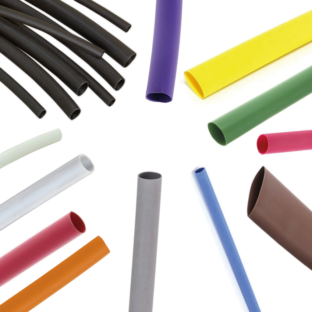 Heat Shrink Tubing - Single Wall