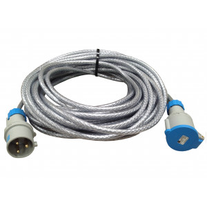 110V Armoured Extension Cables