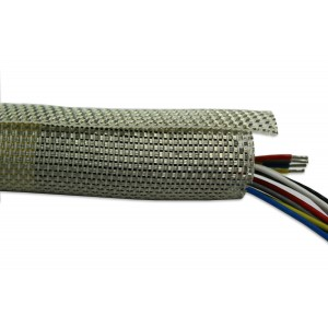 EMI Self-Closing Shielding Wrap