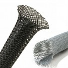 Braided/Knitted Glass High Temp Sleevings, & EMI Shielding