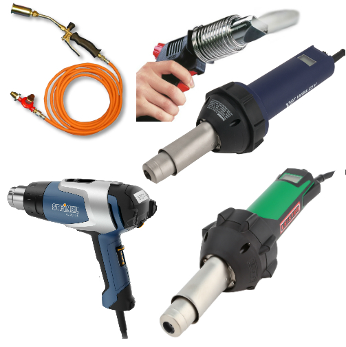 Heat Guns / Hot Air & Gas Tools