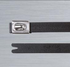 Hellermann Tyton MBT Stainless Steel Coated Ties