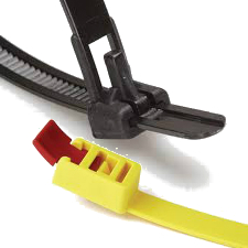 Releasable Cable Tie Range