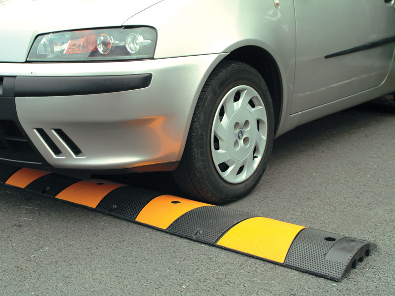 Cable Protectors, Speed Ramps & Barriers