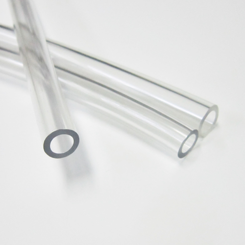 Silicone Dairy Tubing Translucent Platinum Cured