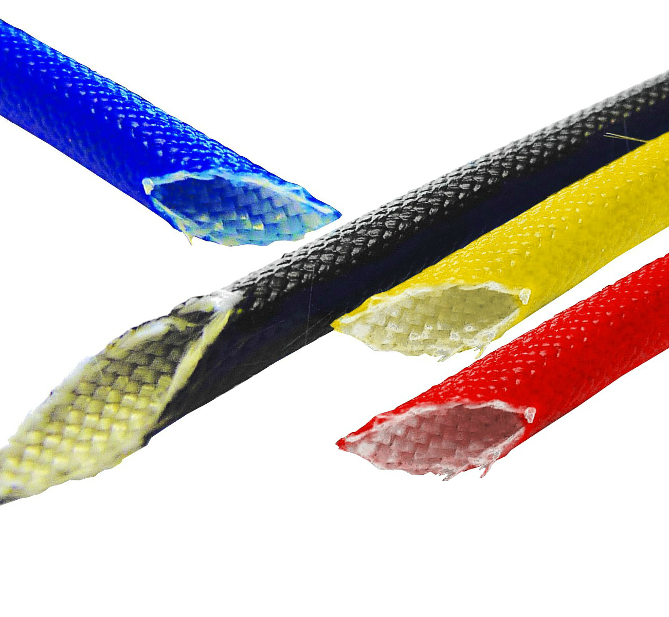 Vidaflex 900 Series - Acrylic Coated Glass Braid