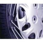 Silver/Grey Wheel Trim Cable Ties
