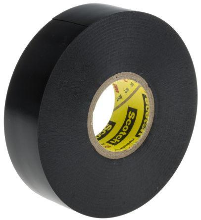 Genuine 3m Scotch Super 33 Vinyl Electrical Tape Black
