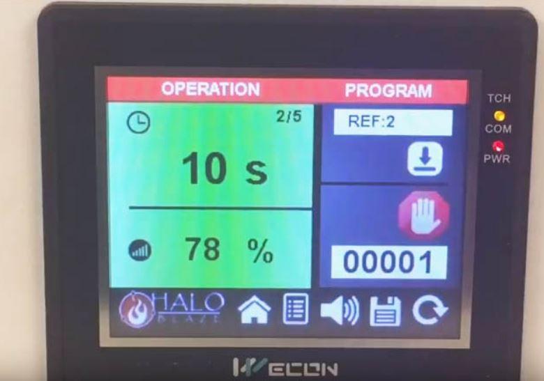 Haloblaze HDTR-D4 Digital