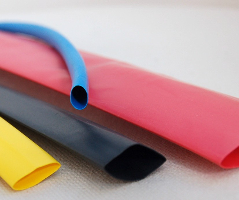 Heat Shrink Tubing Red