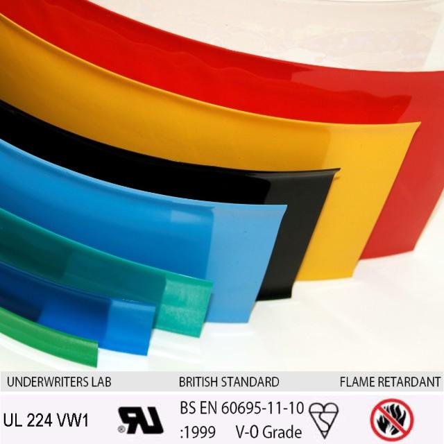 PVC Heat Shrink Tubing Wrap Lipo Li-ion Ni-MH NiCd RC Battery Pack