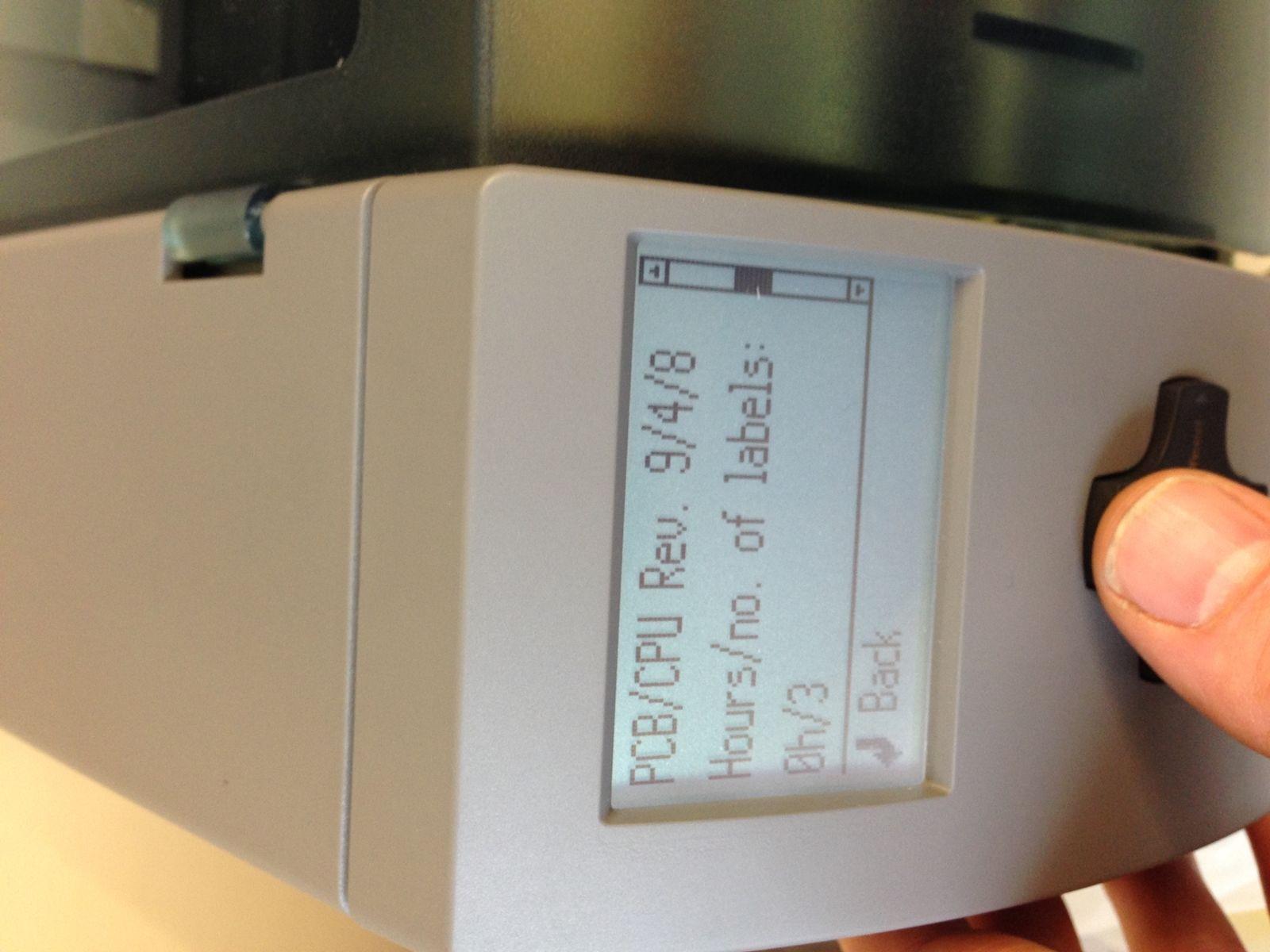 TE3124 Thermal Transfer Label Printer - Ex Demo