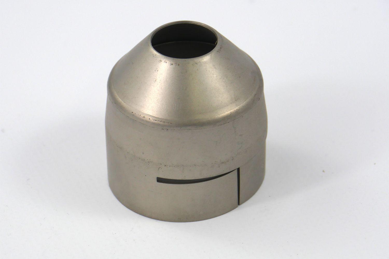 107.229 - Tubular nozzle ø 50.0 mm, reduction to ø 20 mm