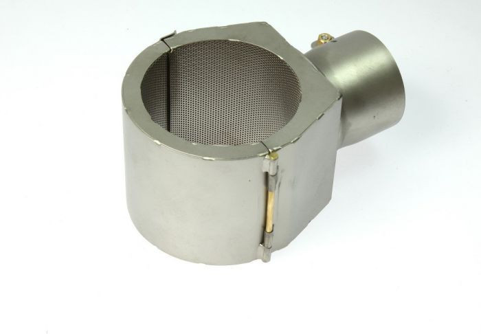 107.331 - Folding reflector ø 50.5 mm, 70 x 70 mm