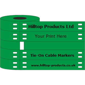5-012060-C Green Cable Marker