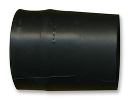 202K132-12-01-0 Straight Cable Heat Shrink Boot Black