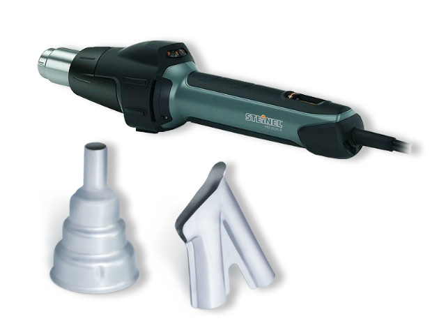 Steinel HG 2220 E FLOORING KIT 240V with Nozzles