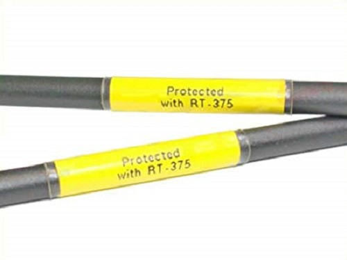 """RT-375 Very Clear Thin Wall Heat Shrink size 1/8"""" (3.2mm down to 1.6mm)"""