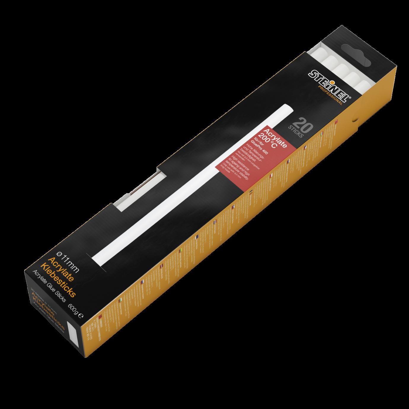 Acrylate Glue Sticks - Steinel