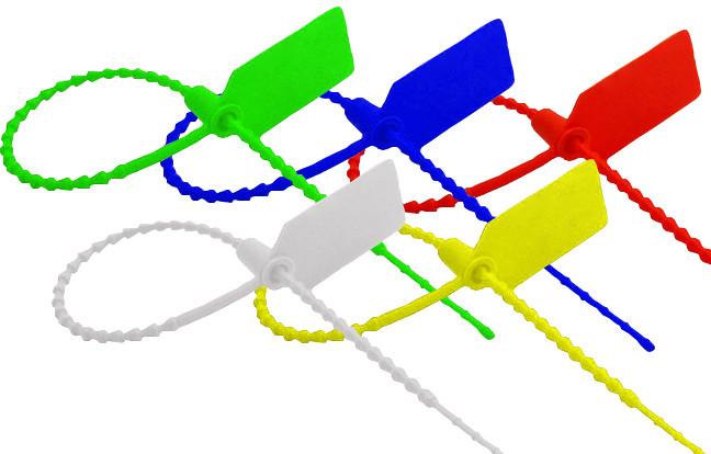 Fireseal Identification Tags Rainbow