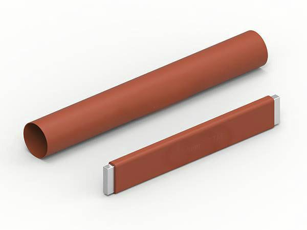 BBIT - Raychem heat-shrinkable busbar tubing Size 100/40