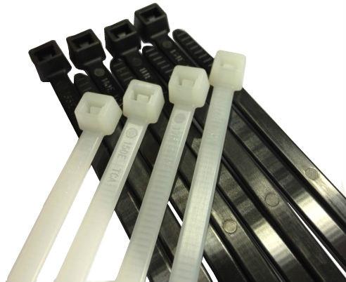 Hellermann T50R Polyamide Cable Ties 200 x 4.6mm