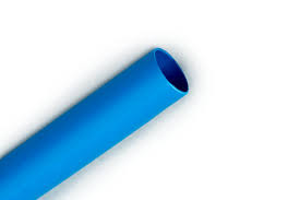 Heat Shrink Tubing HSP1 – 2.4mm I.D / 1.2mm I.D Blue