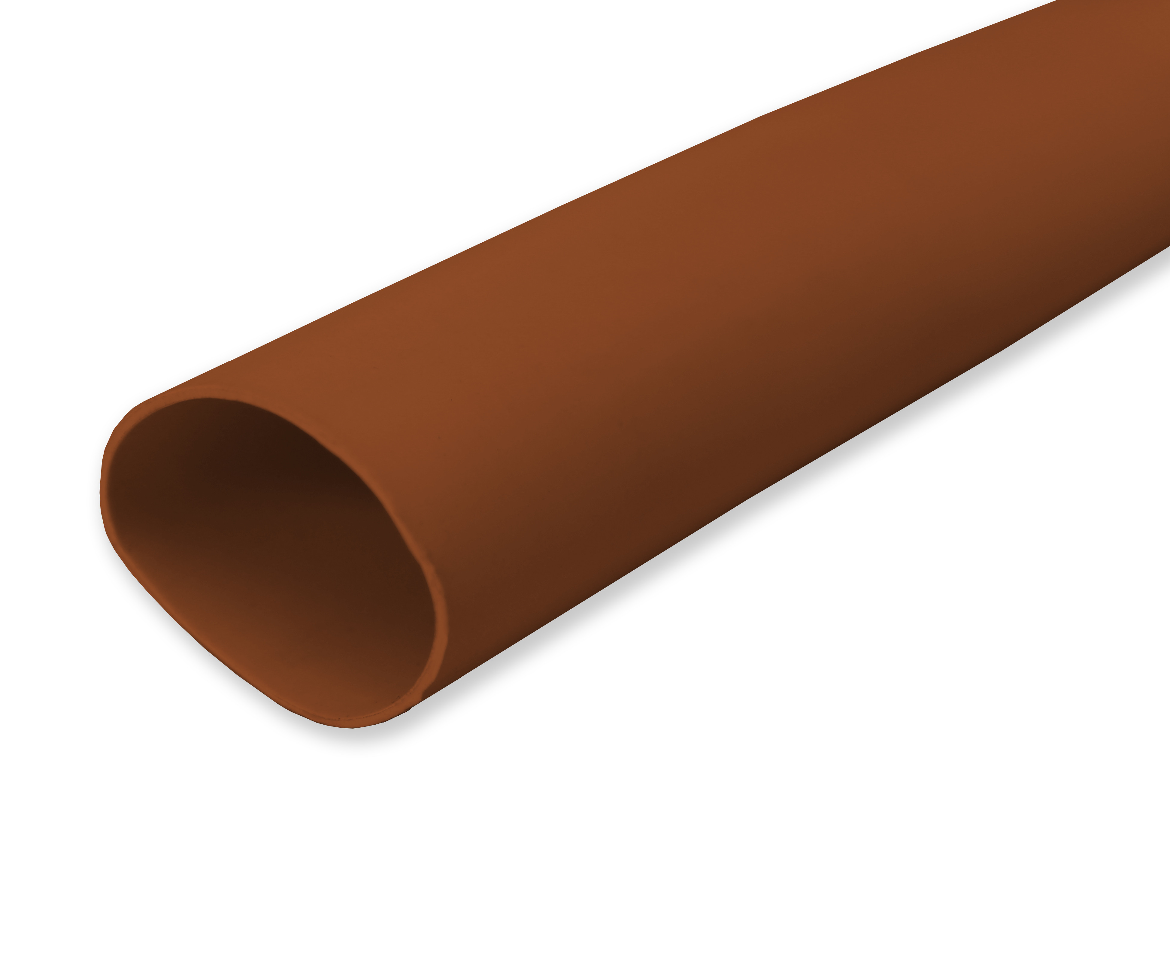 Brown PVC Sleeving size 20.0mm