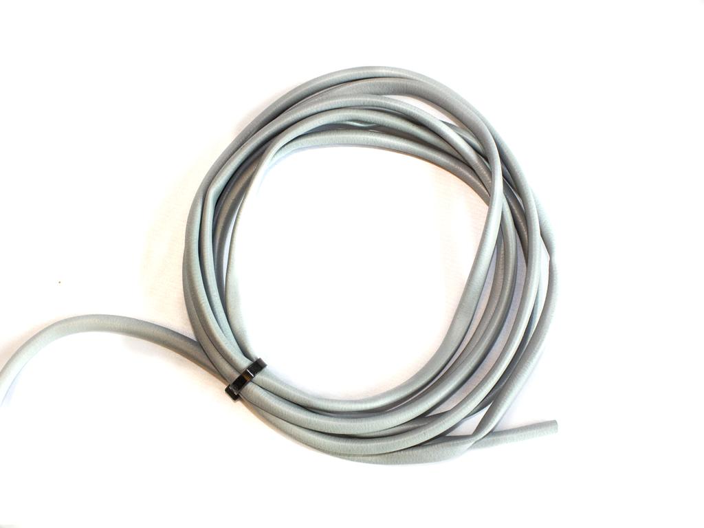 Grey Neoprene Tubing