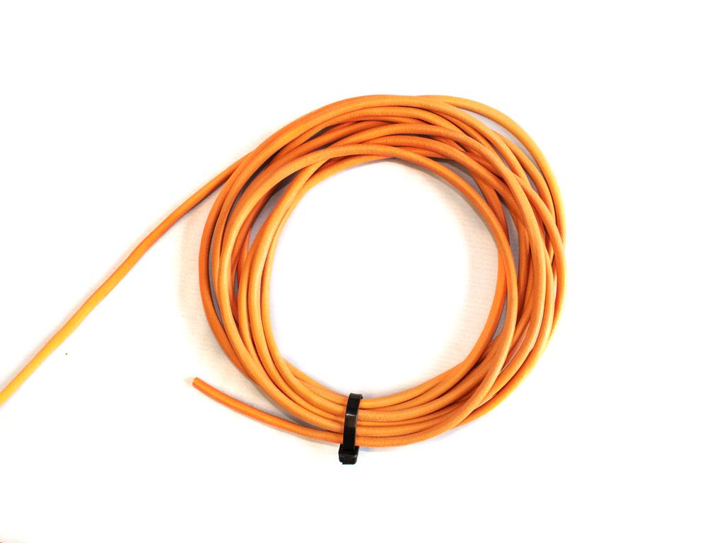Neoprene Tubing Orange
